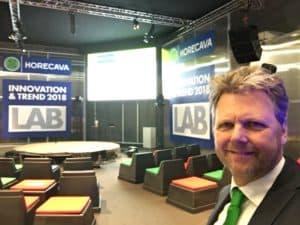 Wat een daverende show was het dit jaar met Tom Sligting als host van de Horecava 2018