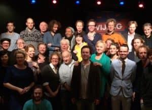 Groot feest in Theater PePijn met Paul van Vliet en Tom Sligting
