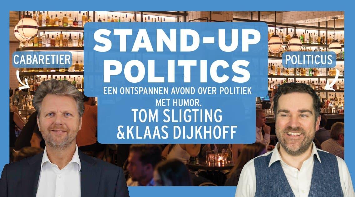 Stand-up Politics